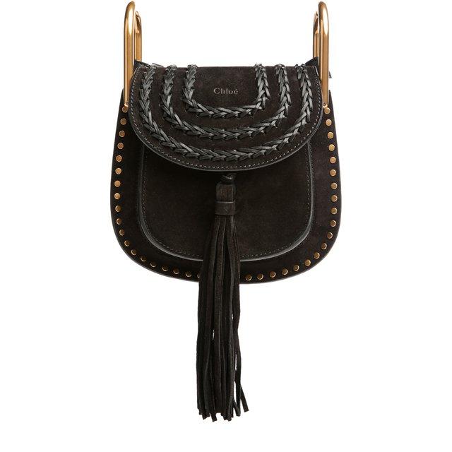 Замшевая сумка Hudson mini Chloé