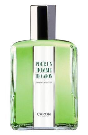 Туалетная вода Pour Un Homme Caron | Фото №1