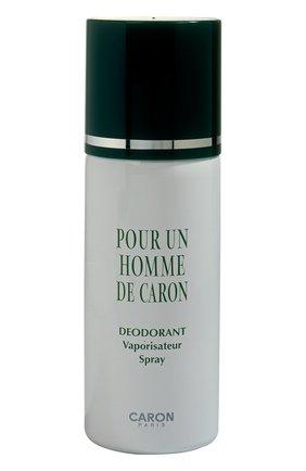 Дезодорант-спрей Pour Un Homme | Фото №1