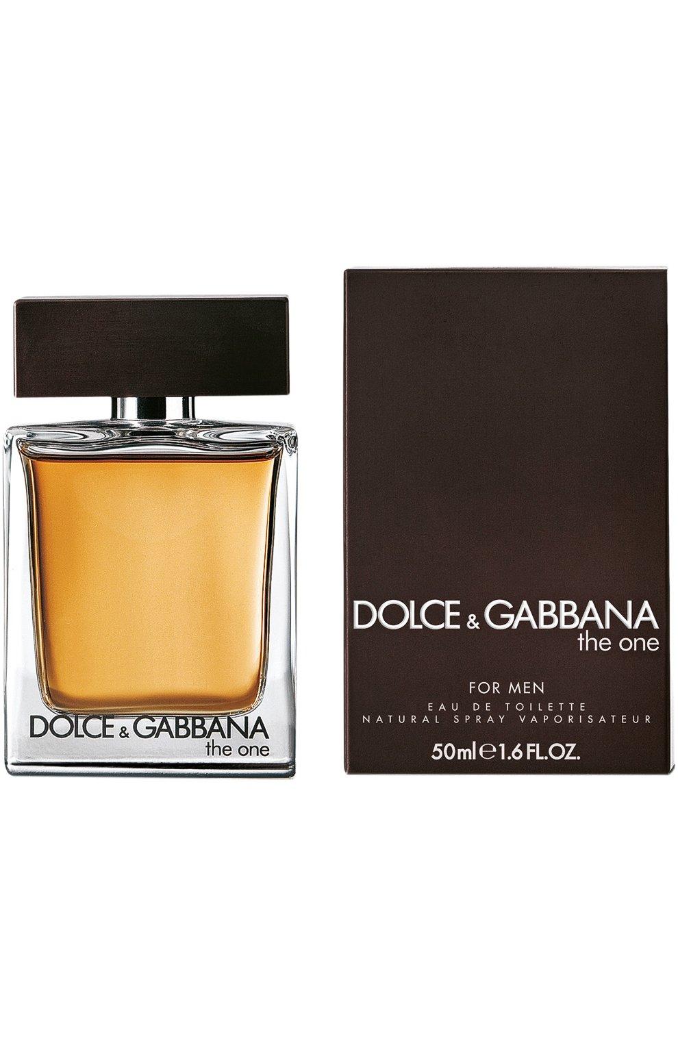 Туалетная вода Dolce&Gabbana The One For Men | Фото №1