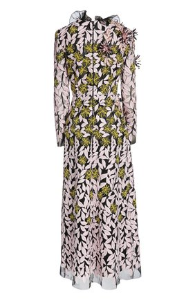 Вечернее платье Giambattista Valli разноцветное | Фото №1