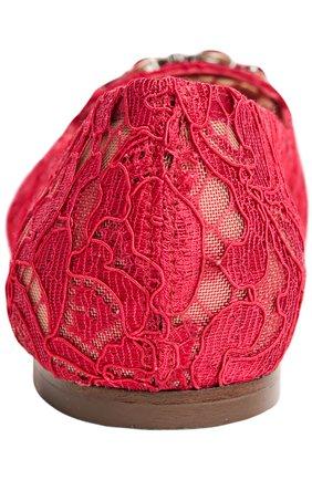 Текстильные слиперы Rainbow Lace   Фото №3