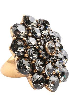 Кольцо с кристаллами | Фото №1