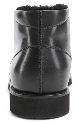 Ботинки Gomma Light Wp Tod's черные | Фото №3
