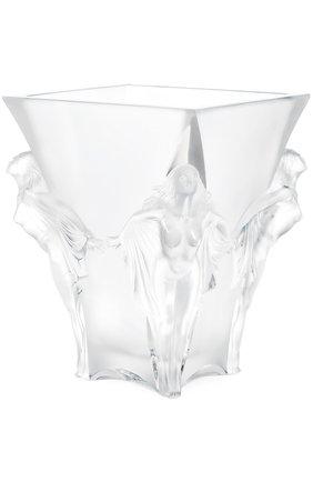 Мужского ваза space LALIQUE бесцветного цвета, арт. 1262800 | Фото 1