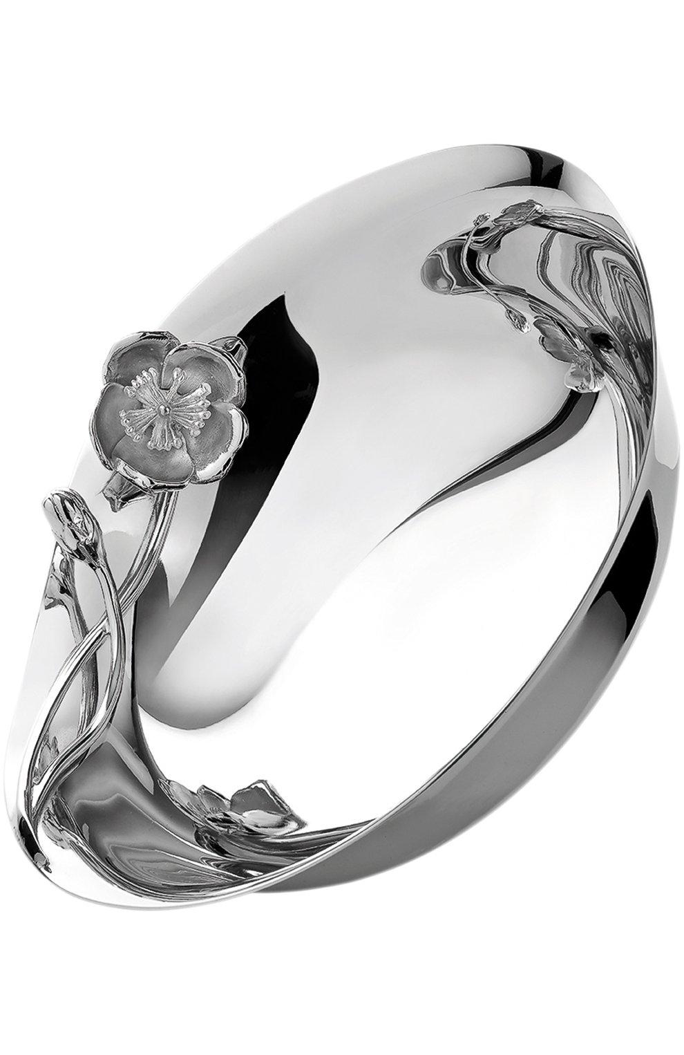 Мужского чаша anemone CHRISTOFLE бесцветного цвета, арт. 04231580 | Фото 1
