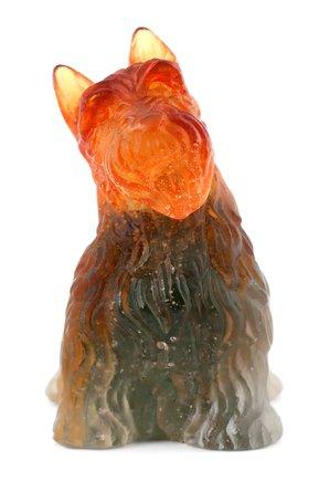 Мужского скульптура highlander terrier DAUM бесцветного цвета, арт. 02680-1 | Фото 3
