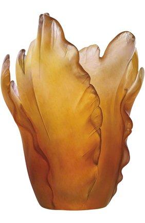 Мужская ваза tulipe DAUM бесцветного цвета, арт. 05213-1 | Фото 1