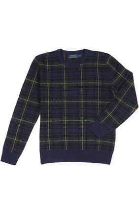 Пуловер джерси   Фото №1
