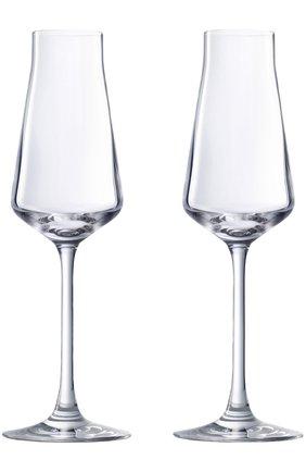 Набор из 2-х фужеров для шампанского Chateau Baccarat | Фото №1