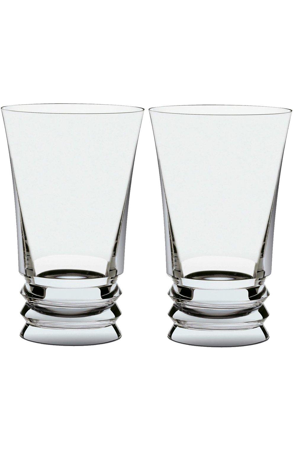 Мужского набор из 2-x стаканов для сока vega BACCARAT бесцветного цвета, арт. 2 104 383   Фото 1