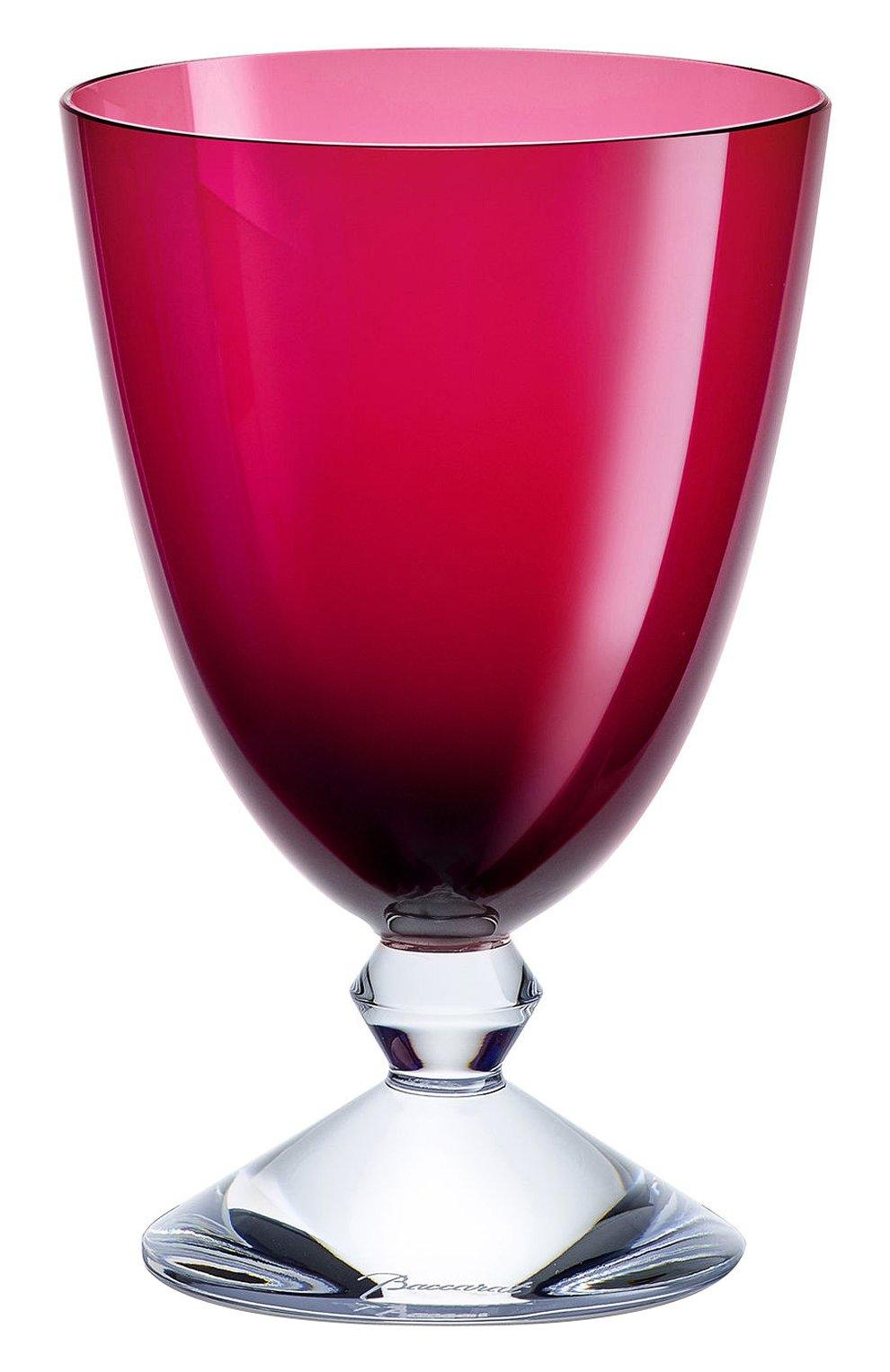 Мужского фужер для вина vega BACCARAT бесцветного цвета, арт. 2 103 325 | Фото 1