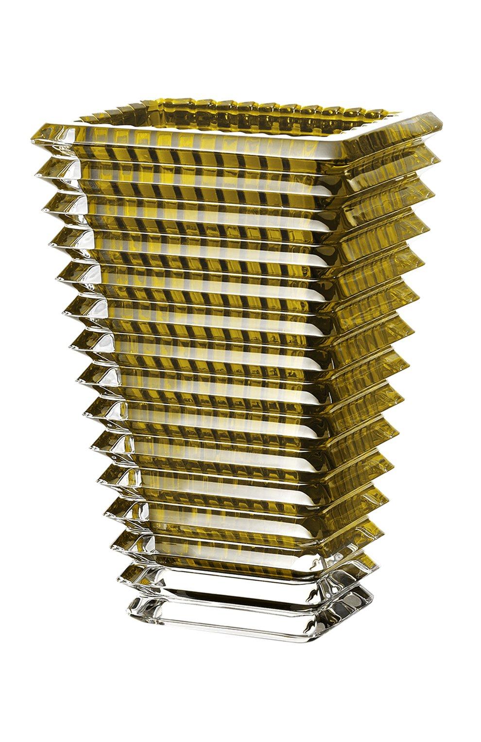Мужского ваза eye BACCARAT желтого цвета, арт. 2 802 297 | Фото 1