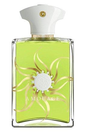 Мужской парфюмерная вода sunshine man AMOUAGE бесцветного цвета, арт. 26102 | Фото 1