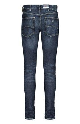 Джинсы Armani Jeans синие | Фото №1