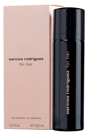 Дезодорант парфюмированный спрей For Her | Фото №1