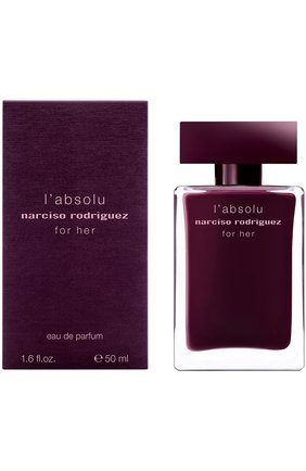 Парфюмерная вода For Her Absolu Narciso Rodriguez | Фото №1