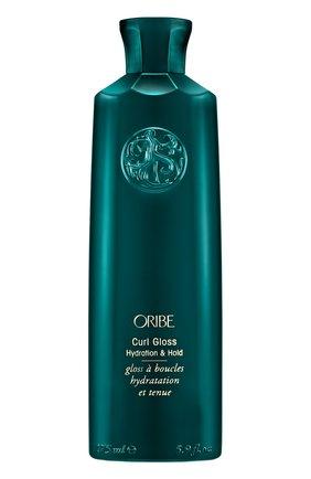Гель-блеск для увлажнения и фиксации вьющихся волос ORIBE бесцветного цвета, арт. 811913011850 | Фото 1