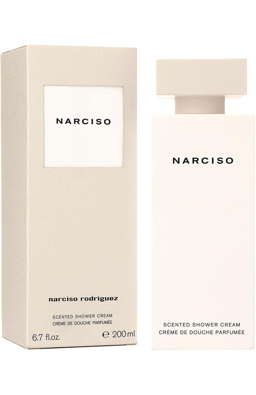Женского крем-гель для душа narciso NARCISO RODRIGUEZ бесцветного цвета, арт. 883725BP   Фото 1