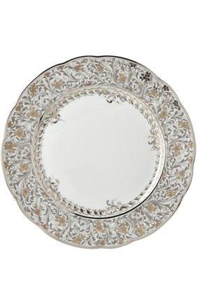 Тарелка обеденная Eden Platine | Фото №1
