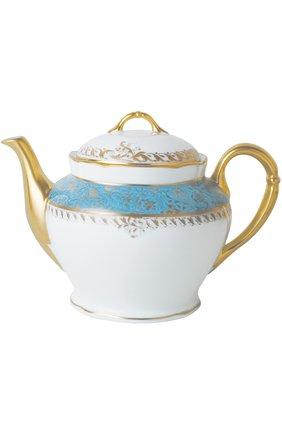 Чайник Eden Turquoise Bernardaud #color#   Фото №1