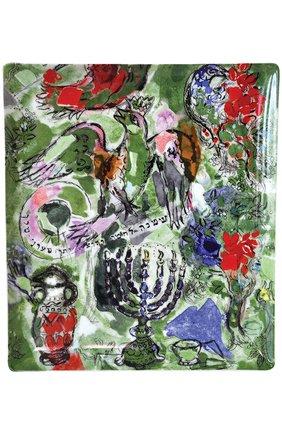 Блюдо Plat e Matza Les Vitraux D`Hadassah Marc Chagall | Фото №1