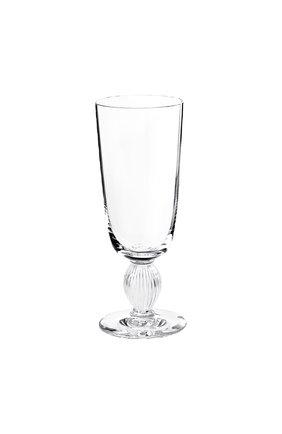 Мужского фужер для шампанского langeais LALIQUE бесцветного цвета, арт. 1537700 | Фото 1