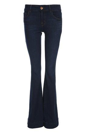Женские джинсы J BRAND темно-синего цвета, арт. 722C076/E | Фото 1