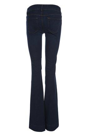 Женские джинсы J BRAND темно-синего цвета, арт. 722C076/E | Фото 2