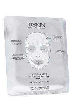 Маски биоцеллюлозные для лица 111SKIN бесцветного цвета, арт. 5060280370106 | Фото 1