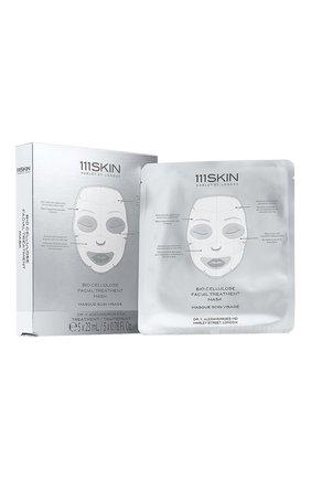 Маски биоцеллюлозные для лица 111SKIN бесцветного цвета, арт. 5060280370106 | Фото 2
