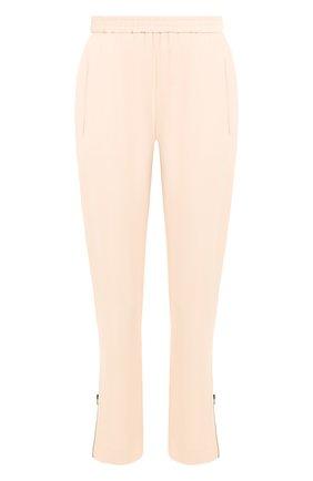 Женские брюки STELLA MCCARTNEY светло-розового цвета, арт. 358300/SCA06 | Фото 1