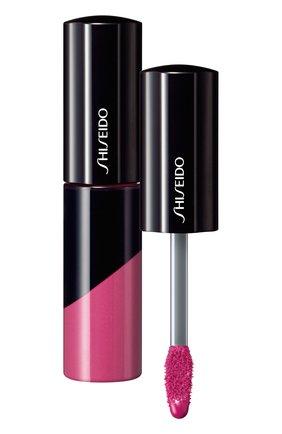Женские блеск для губ lacquer gloss rs 306 SHISEIDO бесцветного цвета, арт. 11148SH | Фото 1