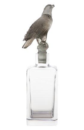 Мужской графин eagle DAUM бесцветного цвета, арт. 05450 | Фото 1