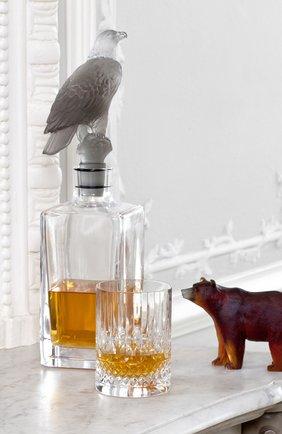 Мужской графин eagle DAUM бесцветного цвета, арт. 05450 | Фото 2