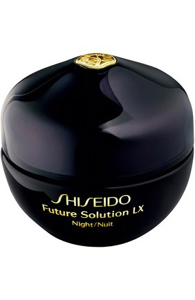 Женское крем для комплексного обновления кожи future solution lx SHISEIDO бесцветного цвета, арт. 10226SH | Фото 1