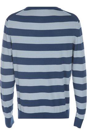Вязаный пуловер | Фото №2