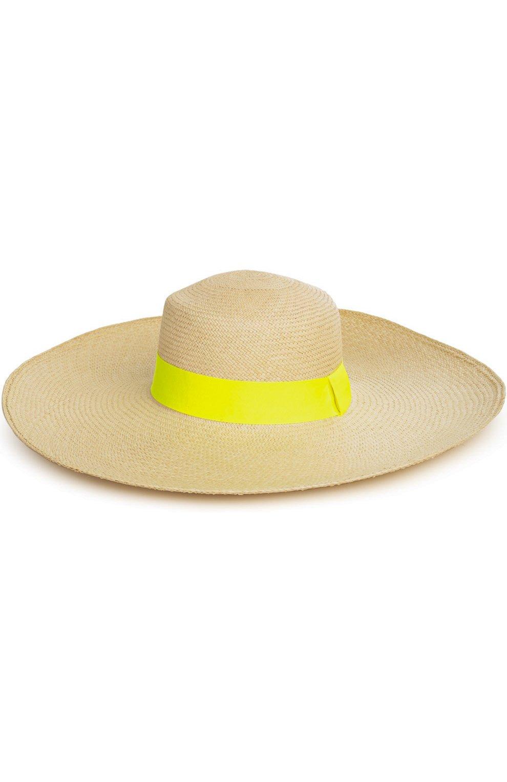 Шляпа пляжная   Фото №1