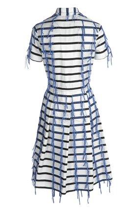 Платье Jourden синее | Фото №1