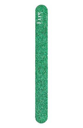 Пилка для ногтей зеленая   Фото №1
