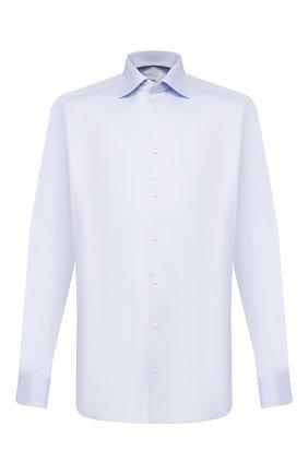 Мужская хлопковая сорочка ETON голубого цвета, арт. 3000 79311 | Фото 1