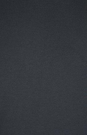 Футболка джерси Dolce & Gabbana темно-синяя | Фото №3