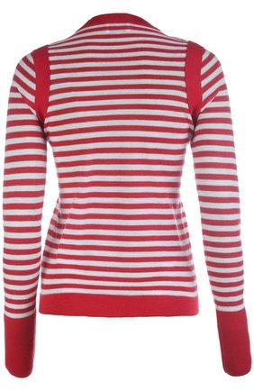 Вязаный пуловер Sonia by Sonia Rykiel красный | Фото №1