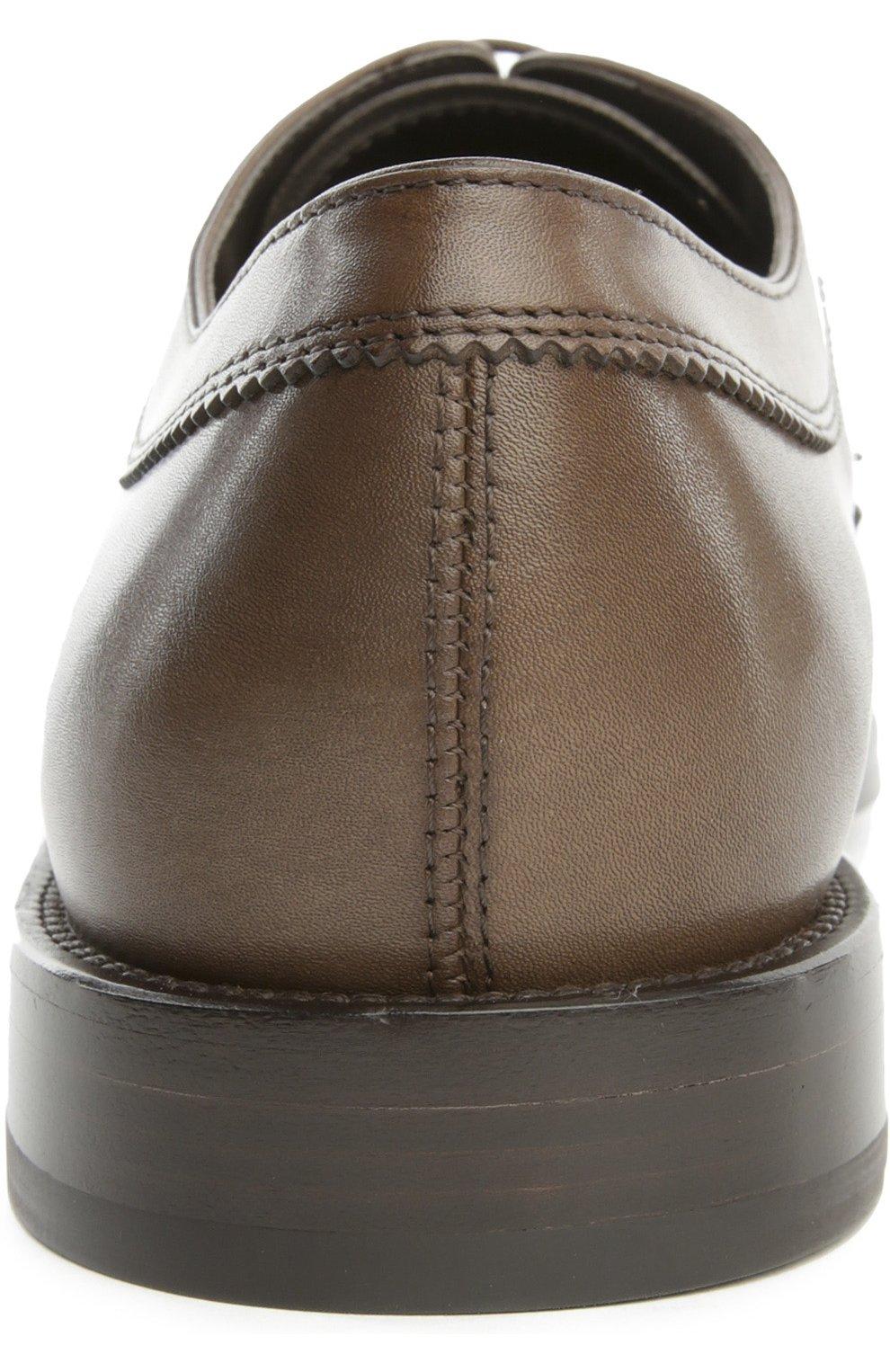 Туфли Tod's коричневые | Фото №3