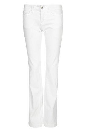 Женские джинсы DOLCE & GABBANA белого цвета, арт. 0102/FTAH9D/G881C | Фото 1