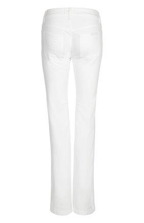 Женские джинсы DOLCE & GABBANA белого цвета, арт. 0102/FTAH9D/G881C | Фото 2