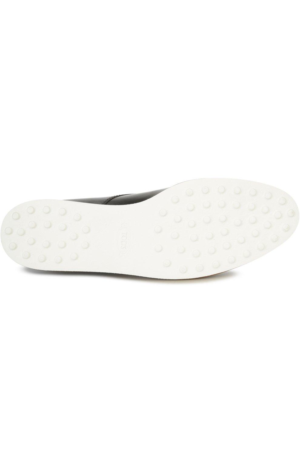 Кожаные ботинки Gomma на шнуровке | Фото №5