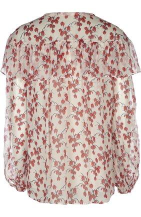 Женская блуза Rachel Zoe, цвет разноцветный, арт. 31R16T04 в ЦУМ   Фото №1