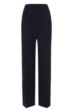 Женские брюки ST. JOHN темно-синего цвета, арт. K887W00 | Фото 1