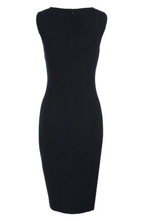 Женское платье ST. JOHN темно-синего цвета, арт. K18B010 | Фото 2
